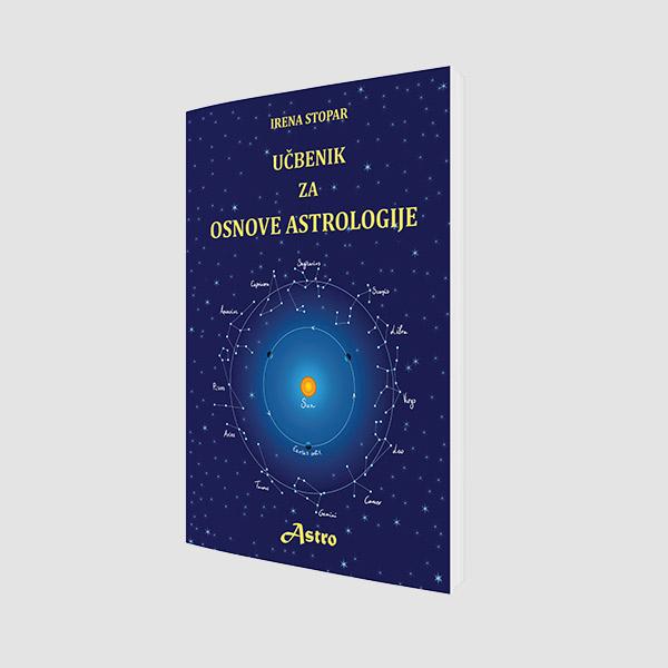 Knjiga Učbenik za osnove astrologije
