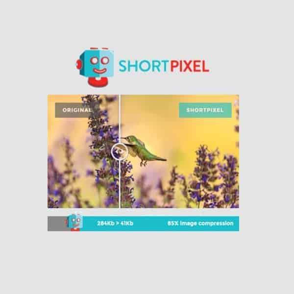 shortpixel plugin